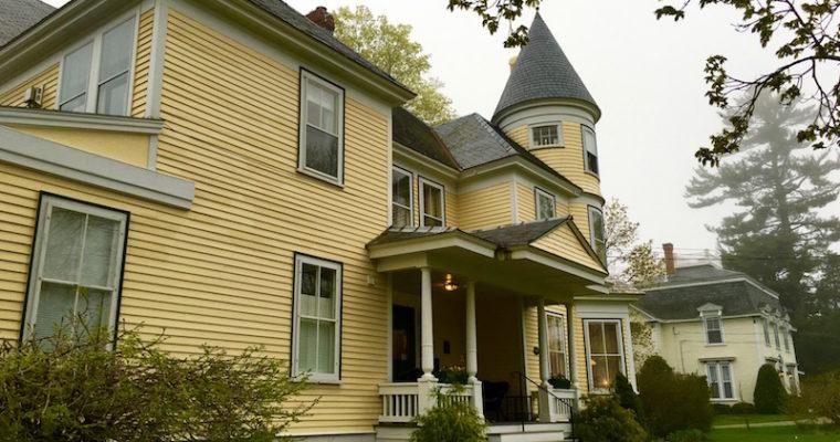 Hawthorn Inn Review: Girls' Weekend in Camden, Maine