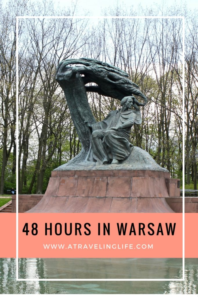 48 Hours in Warsaw, Poland: What to do in Warsaw, where to eat in Warsaw, and where to stay in Warsaw. | Warsaw, Poland things to do | 2 days in Warsaw | Warsaw Poland Old Town | Warsaw Poland history | #Warsaw #Poland #TravelTips