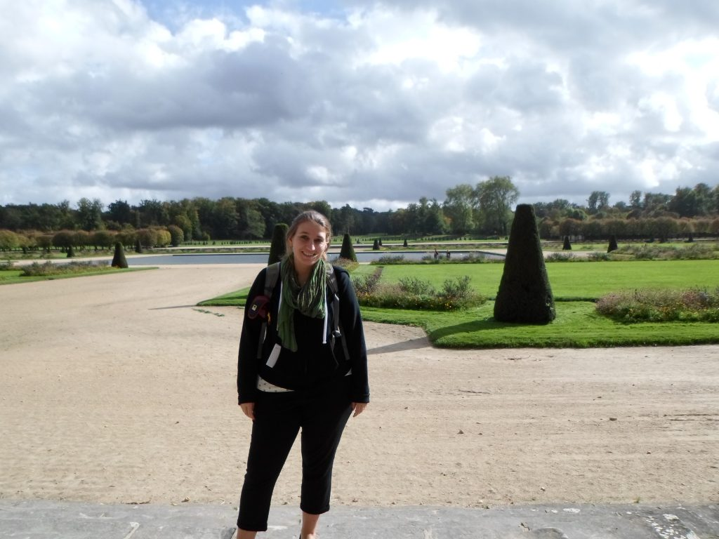 Traveling Lives: Promotions Assistant Tianna Gratta
