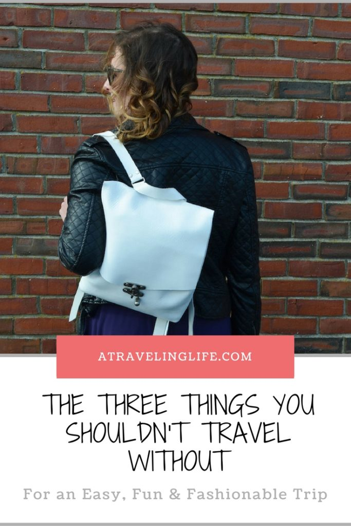 The Three Things You Shouldn't Travel Without