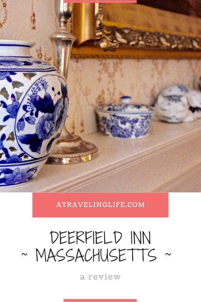 Are you looking for a relaxing weekend getaway at a historic New England inn? If so check out my Deerfield Inn review! I included some great suggestions for things to do in Deerfield during the winter. | Historic Deerfield | Western Massachusetts | Pioneer Valley Massachusetts | #HotelReview #Deerfield #Massachusetts #PioneerValley