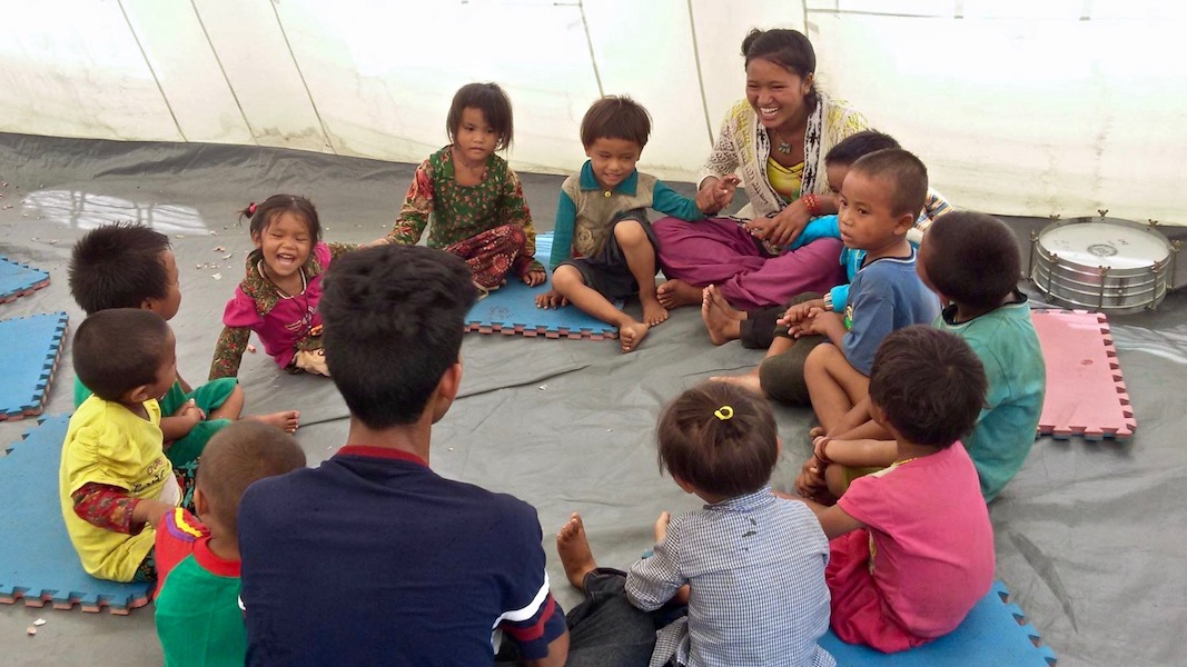 """How The Umbrella Foundation is Helping End """"Voluntourism"""" in Nepal"""