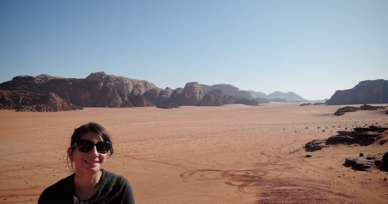 Traveling Lives: PR Pro Kristin Amico