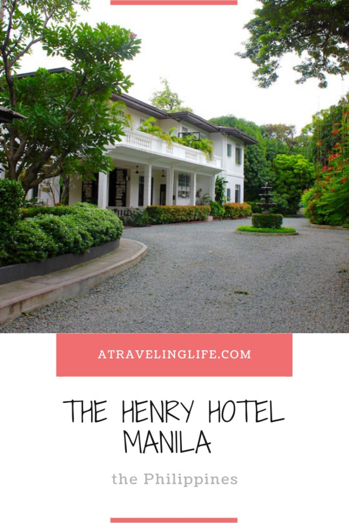Are you looking for a peaceful oasis away from the bustle of city life in Manila, Philippines? If so, check out my Henry Hotel review! | Henry Hotel Manila | Philippines Boutique Hotel | Manila Philippines | Manila Philippines travel | Manila Philippines where to stay | Pasay City Manila | #HotelReview #Manila #Philippines #TravelTips