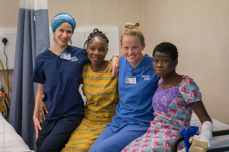 Jobs That Let You See the World: Mercy Ships Nurse
