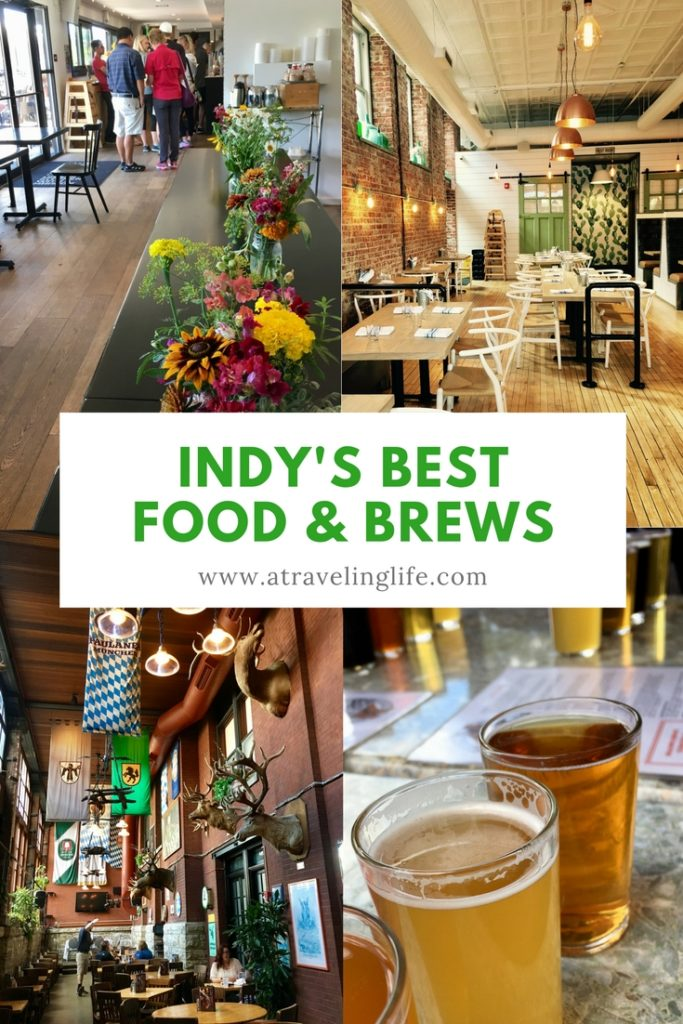 Here is a roundup of the best places to eat and drink in Indianapolis, Indiana. | Restaurants in Indianapolis | Breweries in Indianapolis | Where to eat in Indianapolis | Where to drink in Indianapolis | Food in Indianapolis | Best food in Indianapolis | #Indianapolis #Indiana #TravelTips