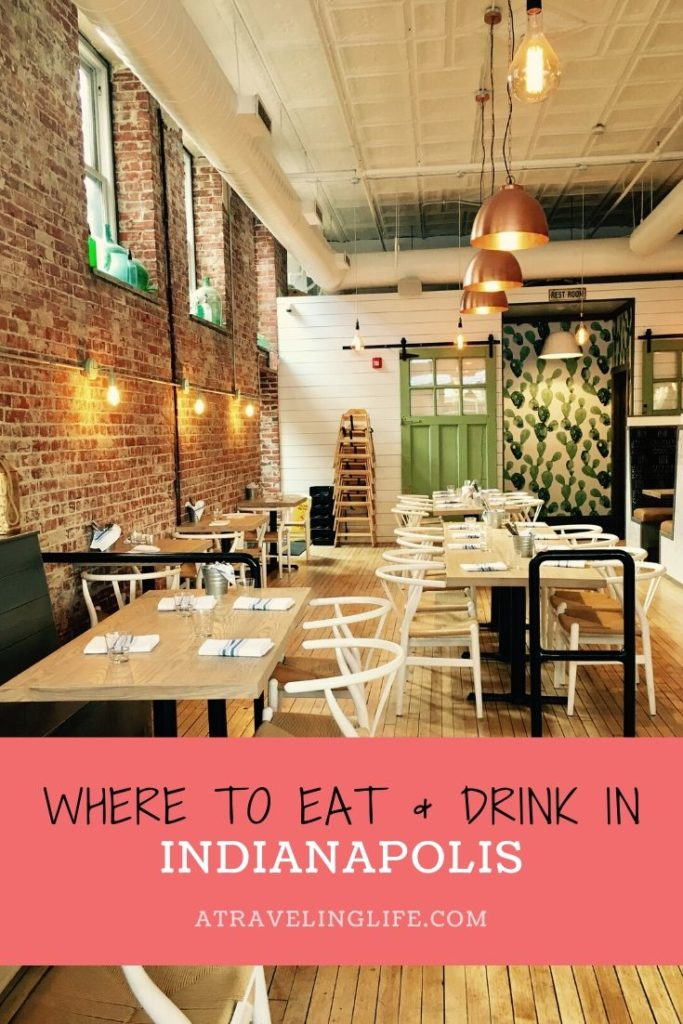 These are the best places to eat and drink in Indianapolis, Indiana during a weekend visit. | Restaurants in Indianapolis | Food in Indianapolis | Best food in Indianapolis | Breweries in Indianapolis | Where to eat in Indianapolis | Where to drink in Indianapolis | #Indianapolis #Indiana #TravelTips