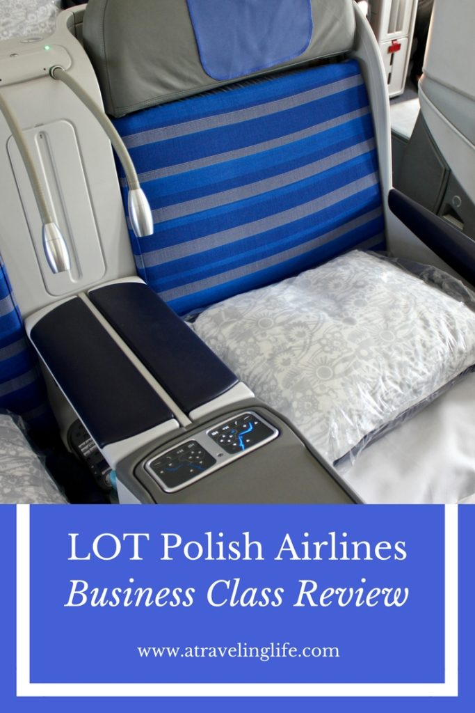 LOT Polish Airlines review