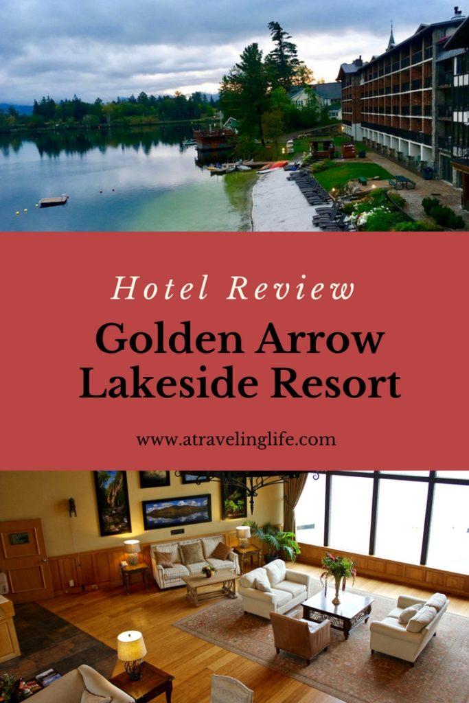 Golden Arrow Lakeside Resort review