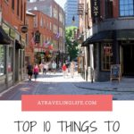 10 Best Things to Do in Boston According to a Local. Here is my list of personal favorite things to do in Boston after living here for 10 years. | What to do in Boston in the summer | What to do in Boston in the spring | Visit Boston | Where to eat in Boston | What to see in Boston | The North End | #Boston #TravelTips #VisitMA