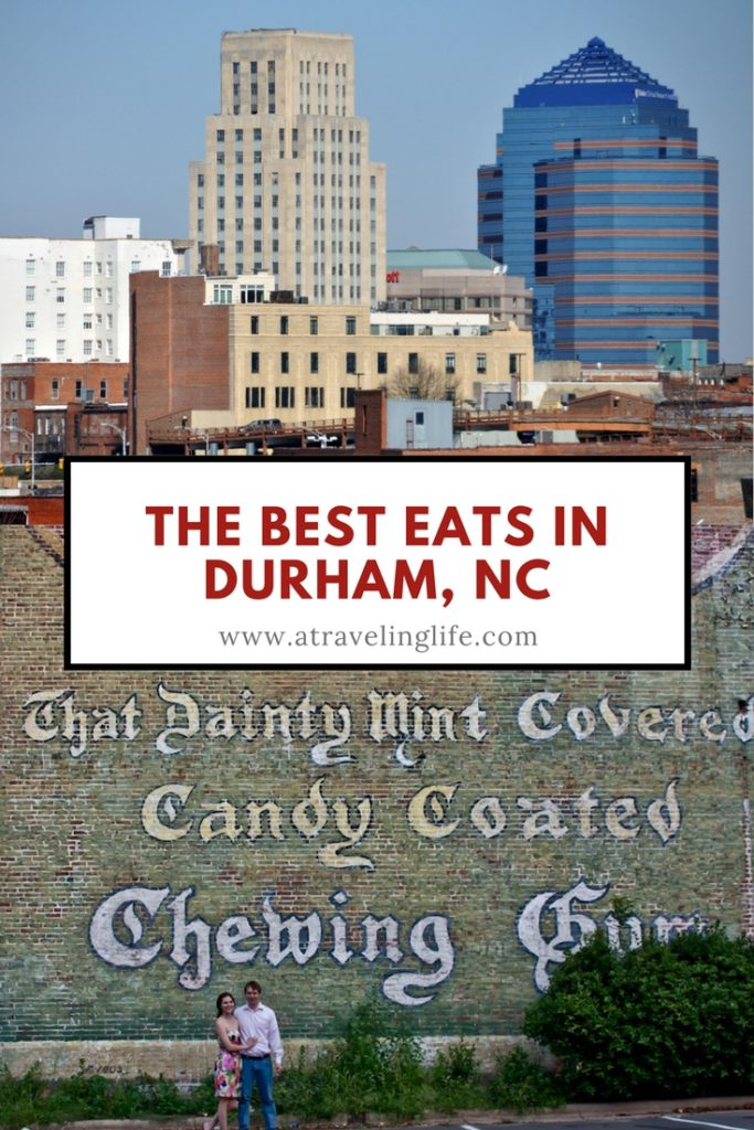Are you looking for the best places to eat in Durham, North Carolina? Click through for a list of the best restaurants in Durham from a local. | Durham, NC Restaurants | Restaurants in Durham | Where to eat in Durham, NC | #NorthCarolina #Durham #TravelTips