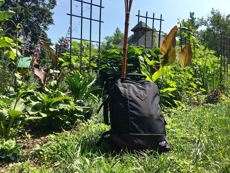 CabinZero Travel Vintage 44L backpack