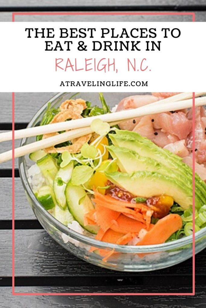 Here are the best places to eat in Raleigh, North Carolina, as recommended by Mikkel Paige of Sometimes Home. | Best restaurants in Raleigh NC | Where to eat in Raleigh | Raleigh restaurants | #Raleigh #NorthCarolina #Foodie #TravelTips