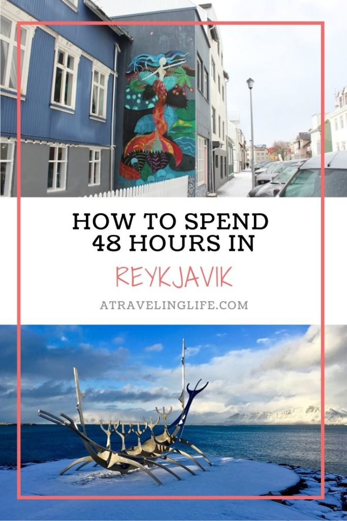 How to Spend 48 Hours in Reykjavik, Iceland | If you're in transit to another country or just want to head out and explore Iceland's natural beauty, it's worth spending 48 hours in Reykjavik - the world's most northern capital city. Here are the best things to do during a two-day stopover in the winter. | Two days in Reykjavik, Iceland | Reykjavik, Iceland Things To Do | Best things to do in Reykjavik, Iceland | Hostelling International in Reykjavik, Iceland | #Iceland #Reykjavik #TravelTips