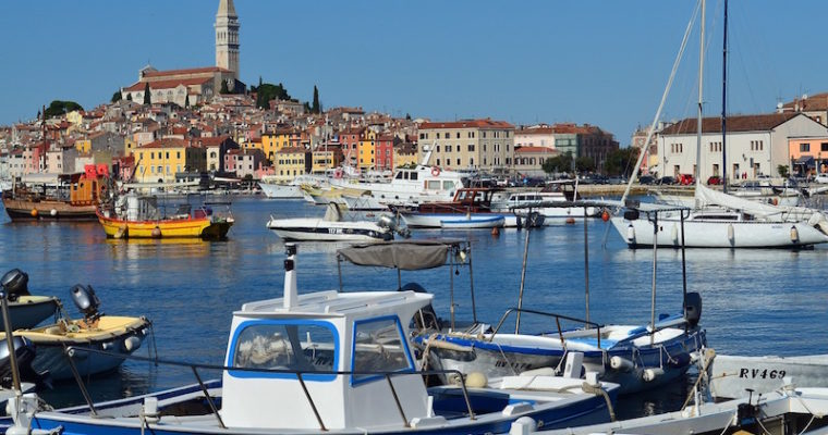 My Favorite Food Town: Rovinj, Croatia