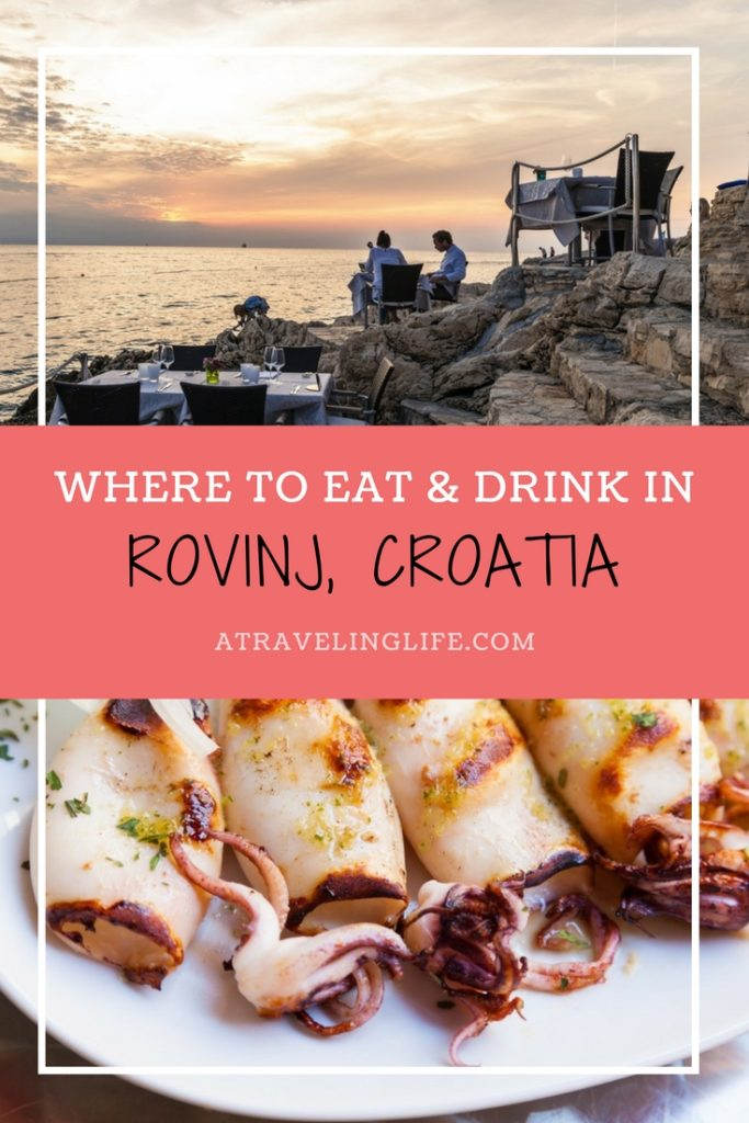 Here are the best places to eat in Rovinj, Croatia, recommended by Melanie of Ardent Footsteps. For a unique taste of the Mediterranean, visit Rovinj, Croatia.   Restaurants in Rovinj   Rovinj bars   Rovinj Croatia Old Town   Things to do in Rovinj   #Rovinj #Croatia #Mediterranean #Foodie #TravelTips