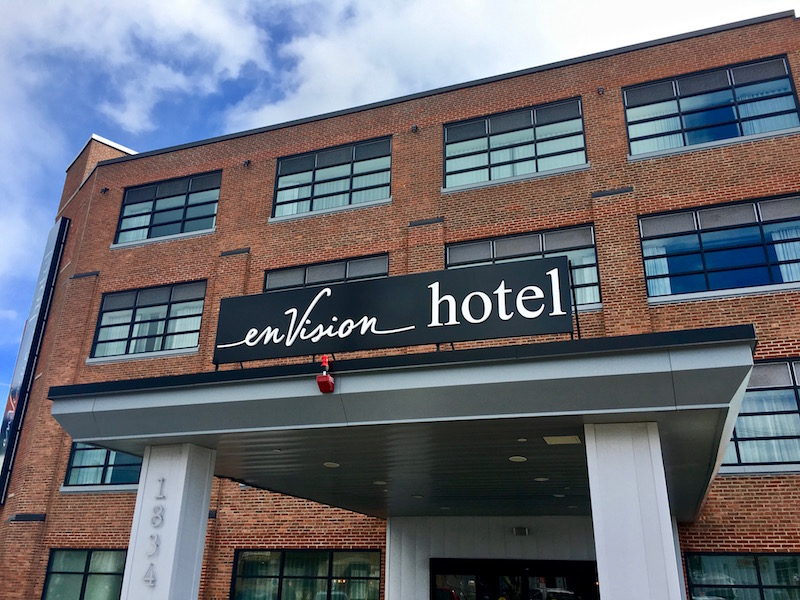 enVision Hotel Boston Everett Review: My First Staycation
