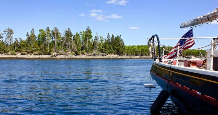 Maine Windjammer Cruise: the Magic of the J. & E. Riggin