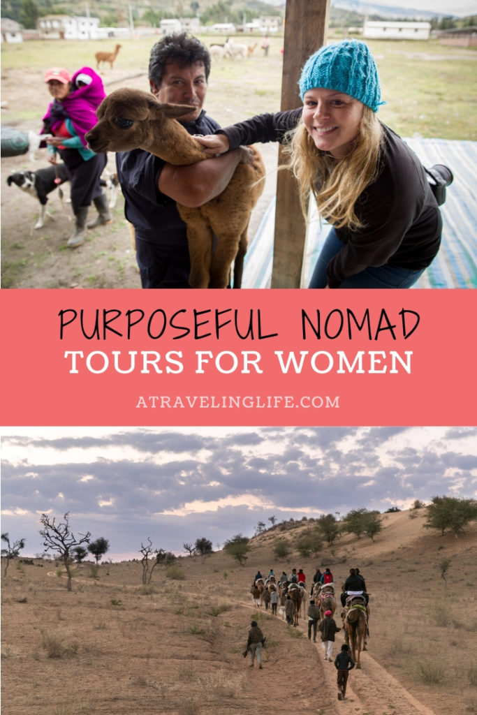 Caitlin Murray, the co-founder of Purposeful Nomad, empowers women around the globe through specialized small-group, sustainable travel. In this interview, learn about how she started her sustainable travel company.   Solo female traveler   Women traveling alone   Woman-owned business   Woman empowerment   #sustainabletravel #femaletraveler