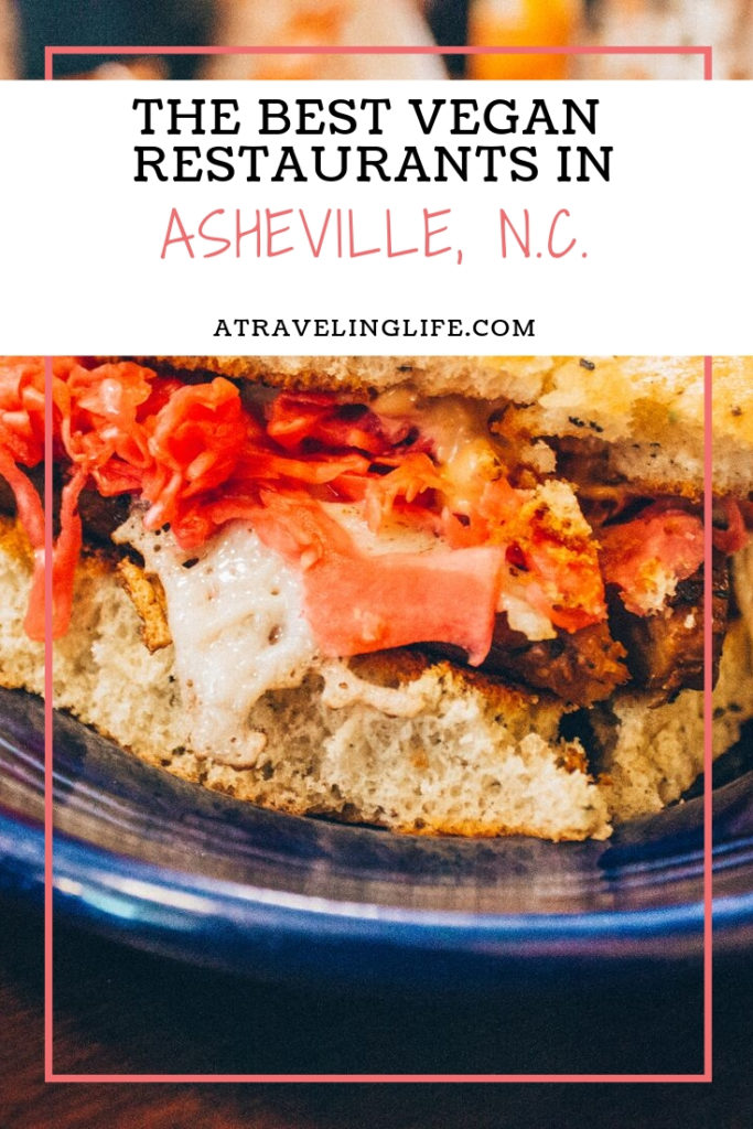Are you looking for the best places to eat in Asheville, North Carolina? Here are five Asheville restaurants that are vegetarian-friendly and vegan-friendly. The post also includes some things to do in Asheville. | Vegan Asheville | Best restaurants in Asheville | Asheville restaurants | #visitnc #VisitAsheville #vegantravel #vegetariantravel