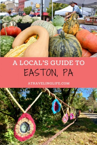 Here is my local's guide to the best things to do in Easton, a city in Pennsylvania's Lehigh Valley that's very close to my heart. I recommend restaurants, bars, family-friendly attractions, and much more! Where to Drink in Easton | What to Do in Easton Where to Shop in Easton | Where to Stay in Easton #LVMadePossible #eastonpa #visitpa