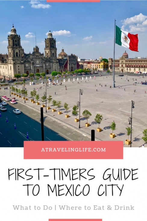 Here is my first timers guide to Mexico City, outlining a three-day Mexico City itinerary, including where to stay in Mexico City, where to eat in Mexico city, where to drink in Mexico City, how to get around Mexico City, and more! | Three Days in Mexico City | #visitMexico