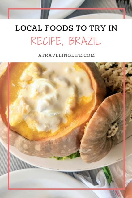 Here's how to experience authentic Brazilian cuisine in the lively city of Recife, Brazil, including what to eat in Recife, where to eat in Recife, what to drink in Recife, and a Brazilian dessert. | #visitbrazil #visitbrasil #visitrecife #southamerica