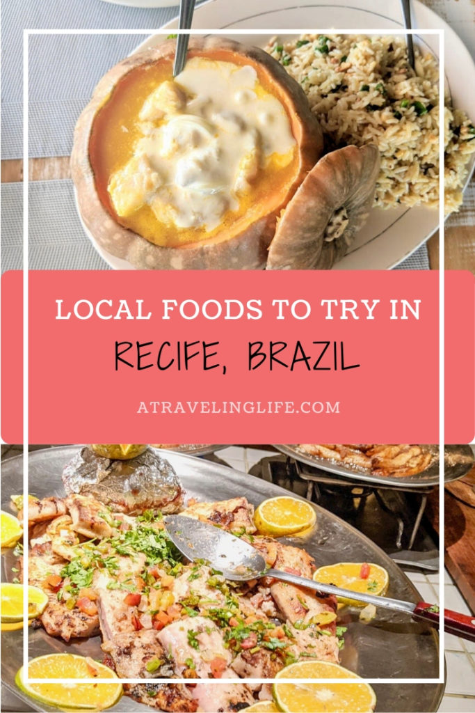 If you're looking to travel to the lively city of Recife, Brazil, here's how to experience authentic Brazilian cuisine including what to eat in Recife, where to eat in Recife, what to drink in Recife, and a Brazilian dessert. | #visitbrazil #visitrecife #southamerica