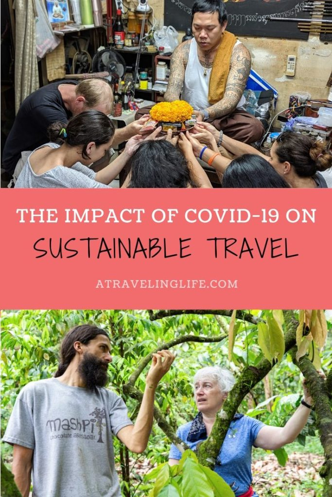 The founders of nine independent travel companies around the world – both tour operators and trip planners – share the impact that COVID-19 has had on their small businesses, and what their thoughts are on the future of sustainable travel (sustainable travel, in particular).